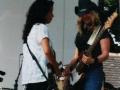 gabby and tia jamming