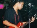 singh playing guitar