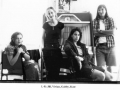 luscious jackson in front of a jukebox