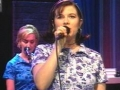 live perfomance on the rosie o'donnell show 6/6/97